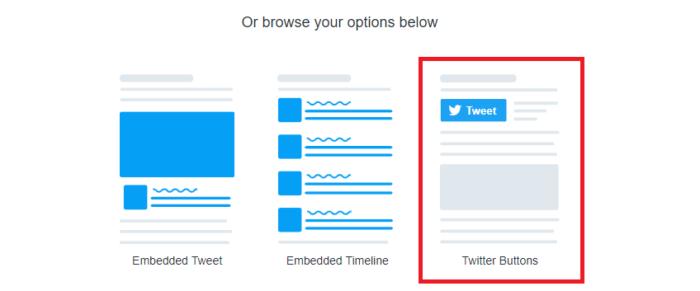 Twitter Publish ステップ1-2