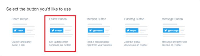 Twitter Publish ステップ3